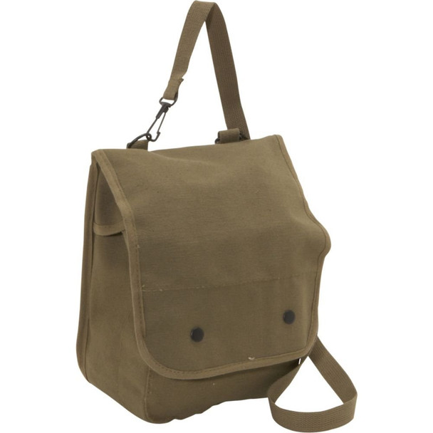 Canvas Map Case Olive Drab 3349