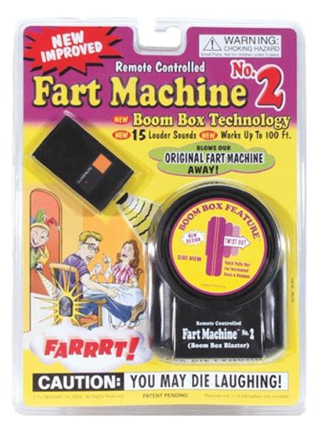 Remote Controlled Fart Machine 9113