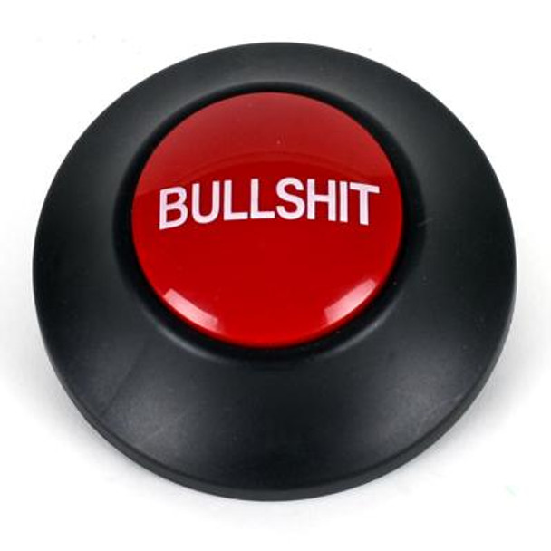 Bullshit Button 9119