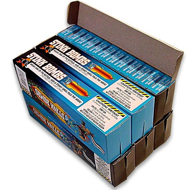 Stink Bombs 12 Pack 9121