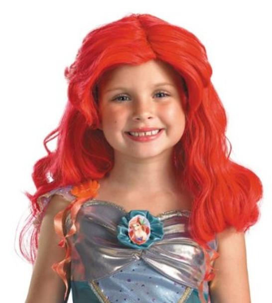 Ariel Wig Little Mermaid 6063