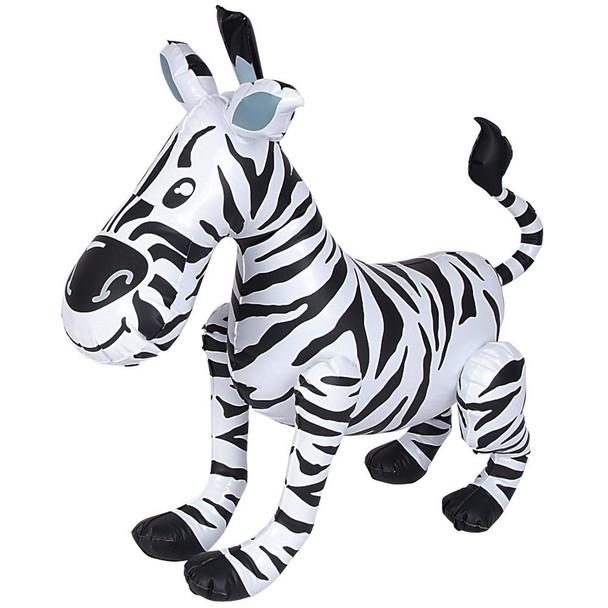 """Inflatable Zebra 24"""" 1659"""