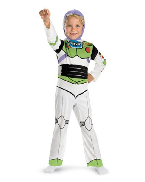 Buzz Lightyear Toy Story Child Costume 4716T-4716S