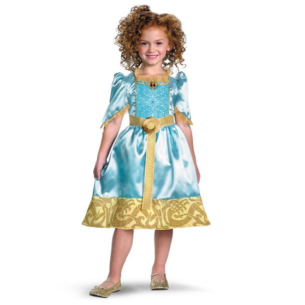 Disney Brave Merida Deluxe Child Costume 4720T-4720S