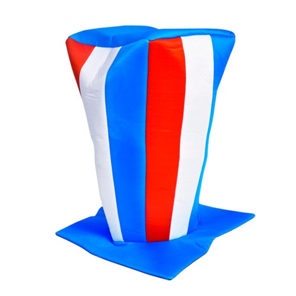 Jumbo 4th of July Costume Hat- Biggest Ever 5906