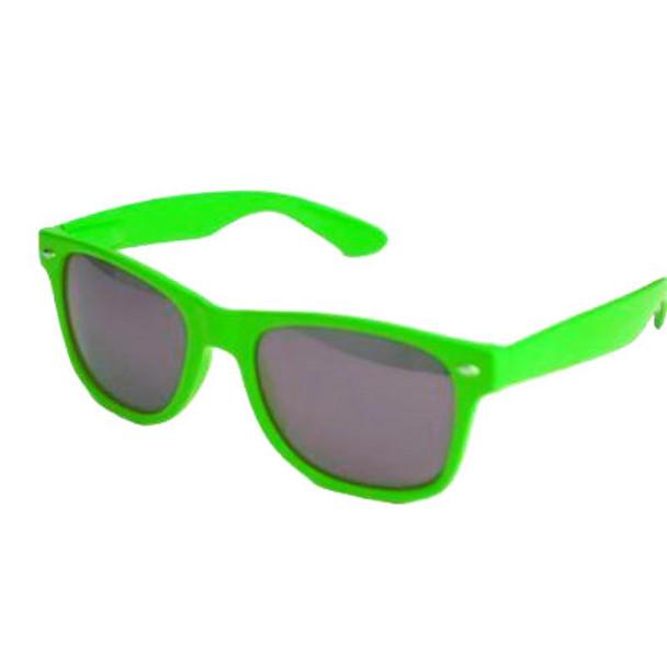Green wayfarers