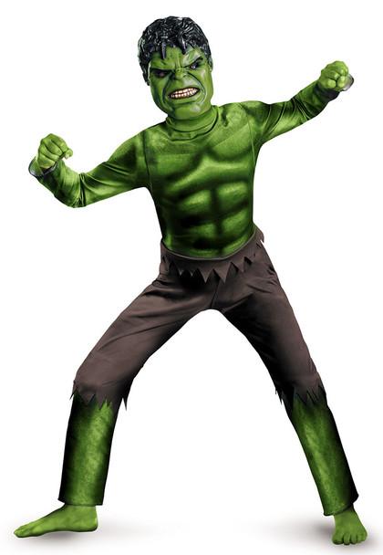 Avengers Hulk Classic Child Costume