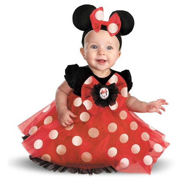 My First Disney Red Minnie Costume