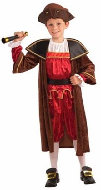 Children's Christopher Columbus Costume