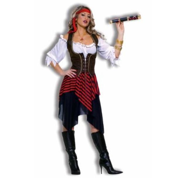 Sweet Buccaneer Adult Costume
