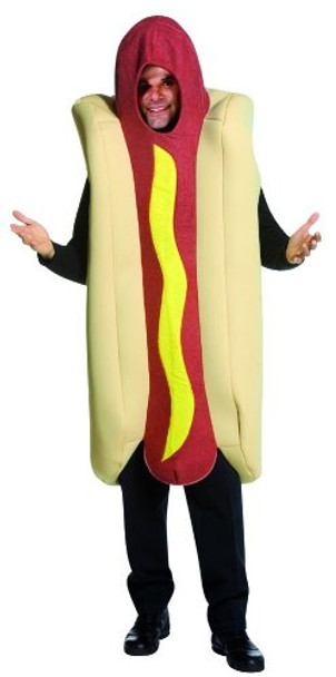 Lightweight Hot Dog Costume