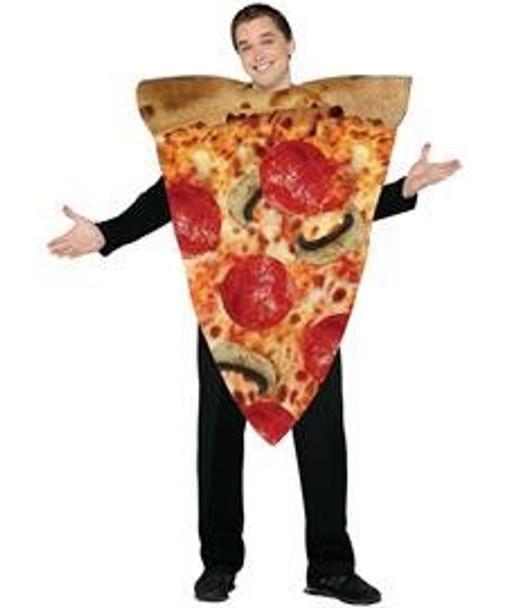 Pizza Slice Adult Costume