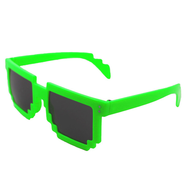 Pixel Sunglasses Green 7312