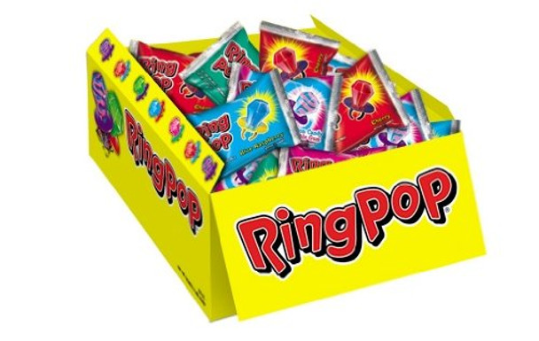 Ring Pop Bulk Fruit Fest 12 Count 11048