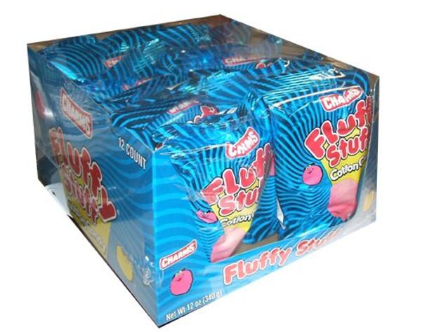 Fluffy Stuff Cotton Candy 2.1 oz Bulk 6 Ct 11070