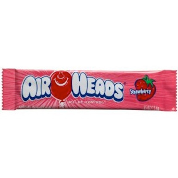 Airheads Candy Bulk Mixed Flavors 36 Count 11009A