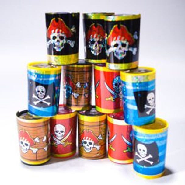 Pirate Kaleidoscopes12 PACK 9164D