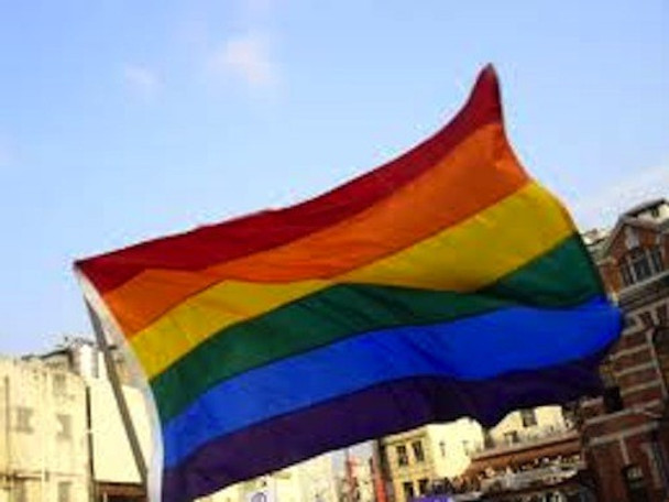 Gay Pride Flag 3300D