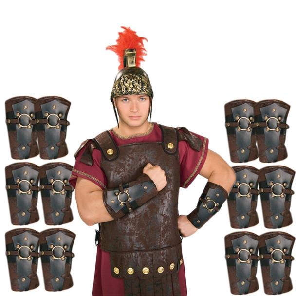 Roman Arm Guards 12PK 4511D