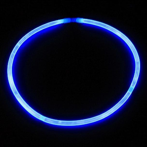 Glow Necklaces 5 Color Tube 50 pcs 12022