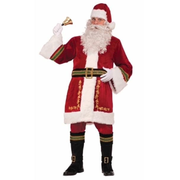 Deluxe Santa Costume Adult 4469