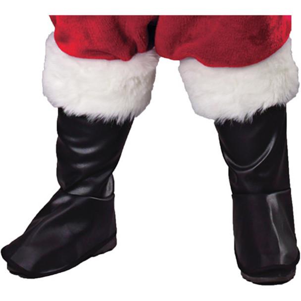 Santa Boot Tops Adult 9218