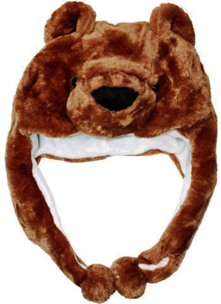 Animal Hat Bear Hood 5501