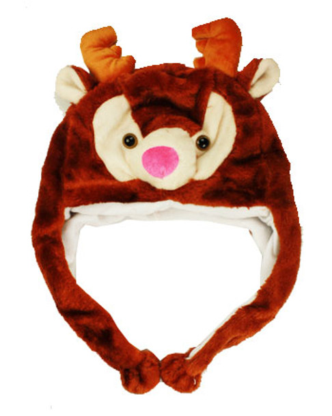 Christmas Animal Hat Reindeer 5503