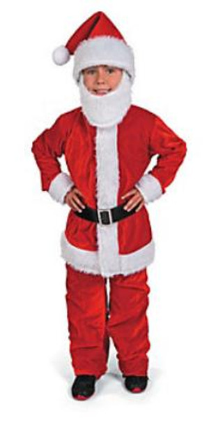 Child Santa Suit Simply Santa 4643