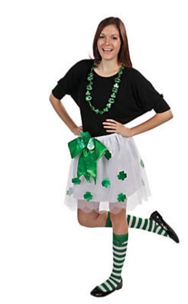 6 PACK St Patrick's Shamrock Beer Socks  8175