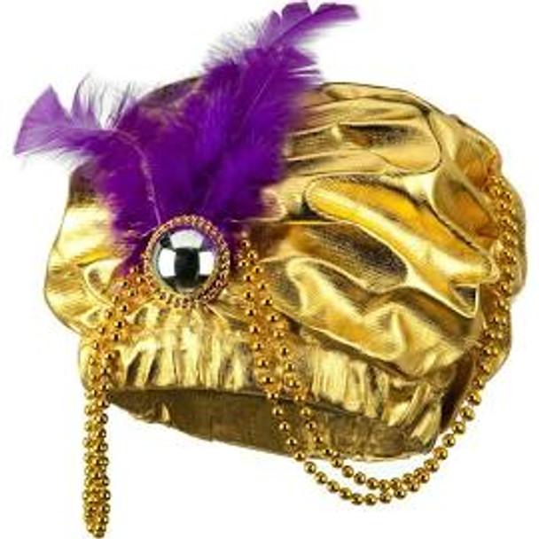 Arabian Princess Hat Gold 5517