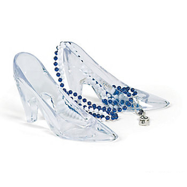 Plastic Princess Shoe 9275