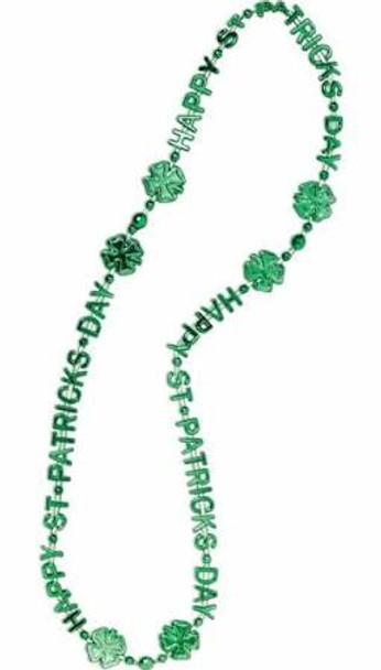 Happy St Patrick's Beads 9910