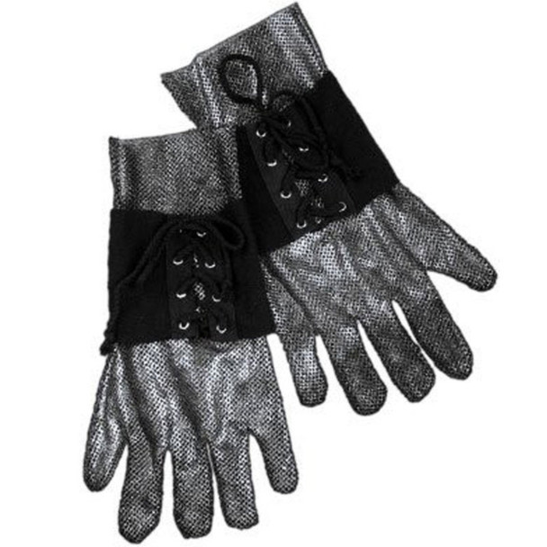 Boys Knight Costume   Medieval Knight Costume   Gloves 12 PACK