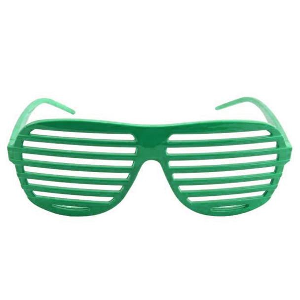 Green Shutter Shades 12 PACK WS1165D