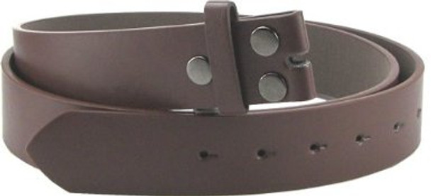 Buckleless Belt Brown 2X-Large 12 PACK  WS2335D