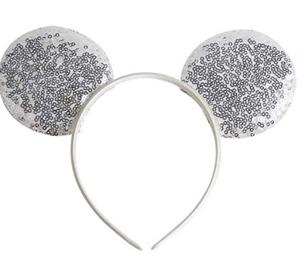 Custom Minnie Ears, Custom Mickey Ears For Birthday, Cheer Teams