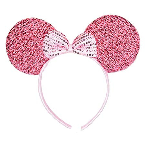 Baby Birthday, Personalized Mickey Mouse Ears For Children's Parties
