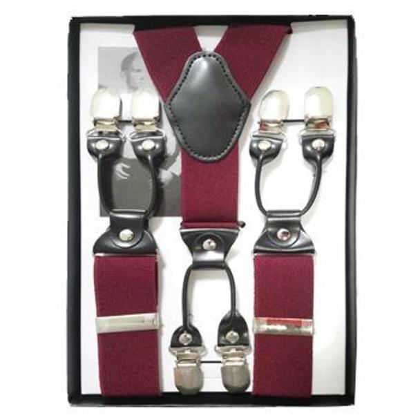 XLarge Suspenders | Plus Size Suspenders |  XL XXL Suspenders  | Customized Suspenders Many Colors