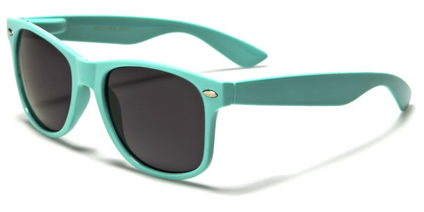 Turquoise Green Iconic 80's Sunglasses Adult   12 PACK 16004