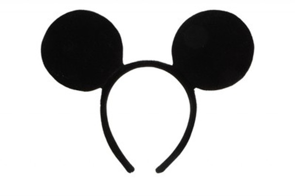 Wholesale Mickey Mouse Ears | Bulk Mickey Mouse Ears | PIECE PRICED 15003D