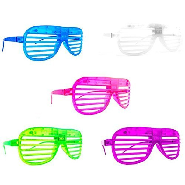Rave Glasses | LED Rave Glasses |  12PK Imagine ™ 70003D