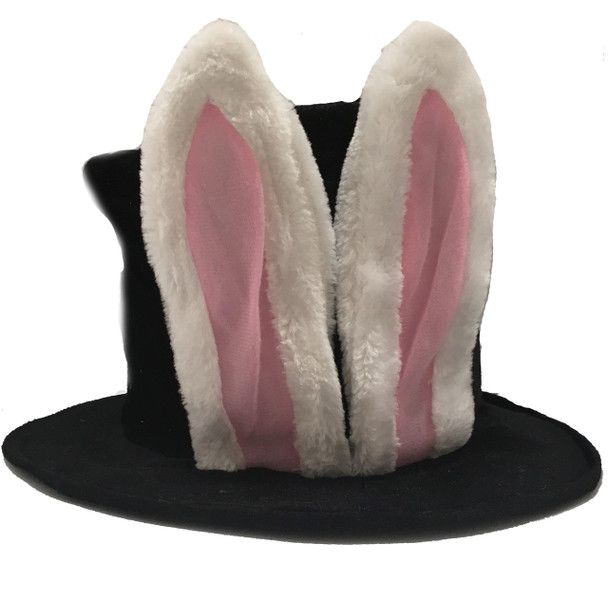 Rabbit Top Hats | Easter Top Hats |  12 PACK 5521D