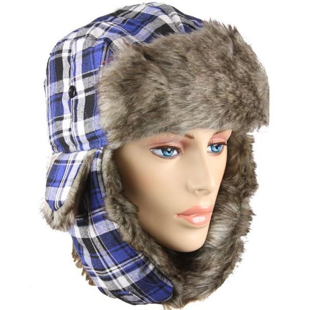Custom Trapper Hats | Customized Trooper Hats | C102