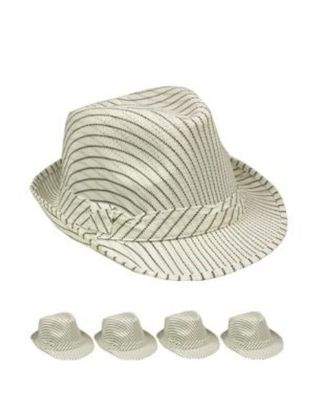 12PACK Mens Felt Hats Bulk  10+ Colors & Styles 1310F Adult Size