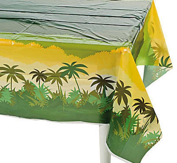 Safari Party Tablecloth 38433