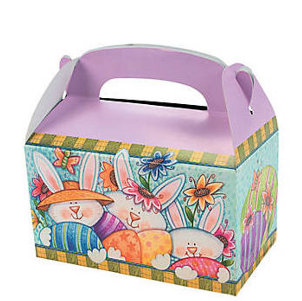 Easter Treat Boxes   12 PACK 59931