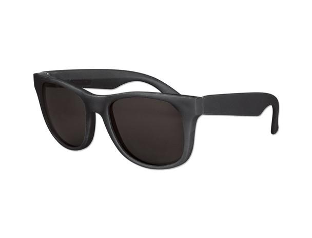 Black Kids Sunglasses |  Iconic 80's Kids Sunglasses 100% UV400 13003