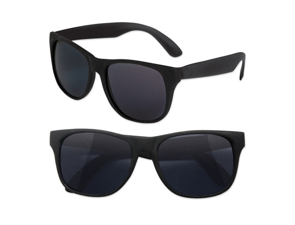 Black Sunglasses 12 PACK Party Favor Quality 407