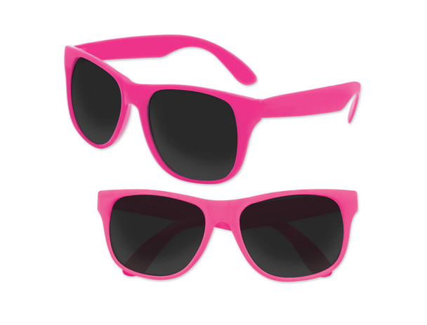 Hot Pink Sunglasses 12 PACK Party Favor Quality  412